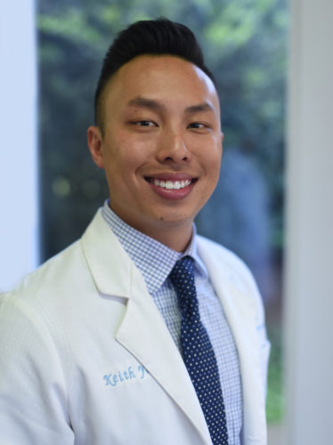 Image of Keith Yon our pharmacy resident